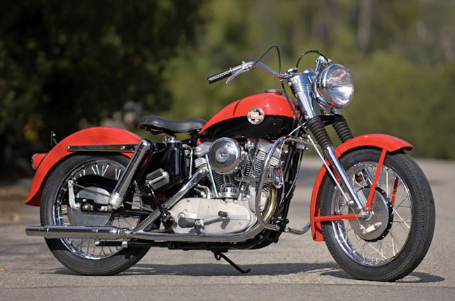 1957 Harley-Davidson Sportster XL