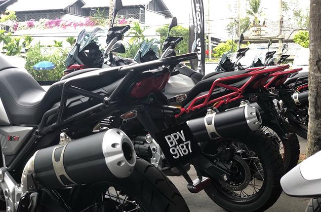 2019 Moto Guzzi V85TT First Ride
