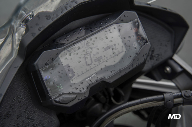 2020 BMW G 310 GS Gauge Cluster