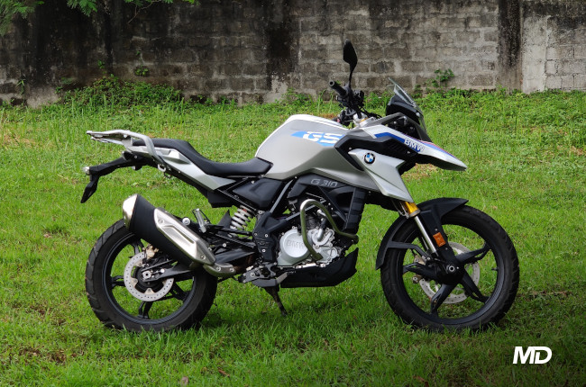 2020 BMW G 310 GS Philippines Side