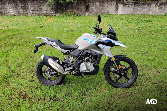 2020 BMW G 310 GS Philippines Side Profile