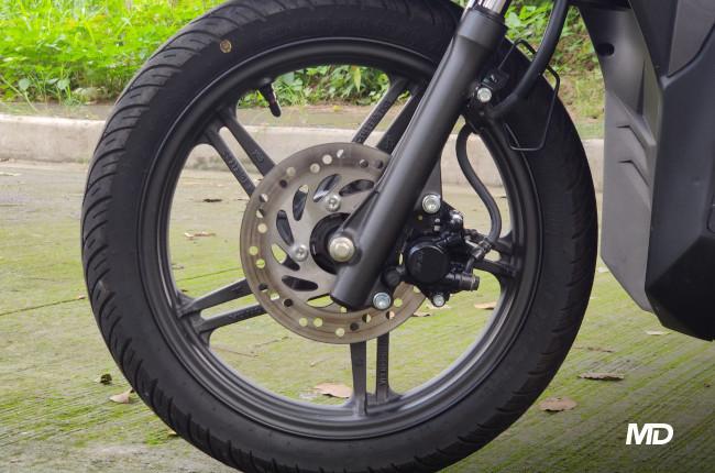2020 Honda BeAT 110 Street Philippines Front Brake