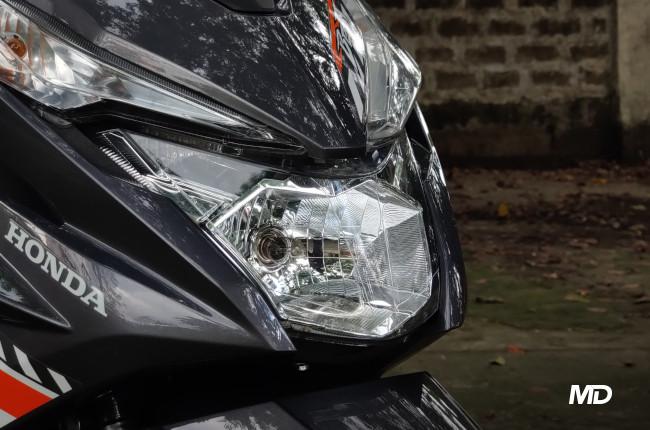 2020 Honda BeAT 110 Street Philippines Halogen Headlight