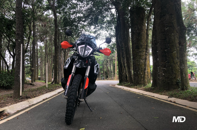 2020 KTM 790 Adventure R Philippines front