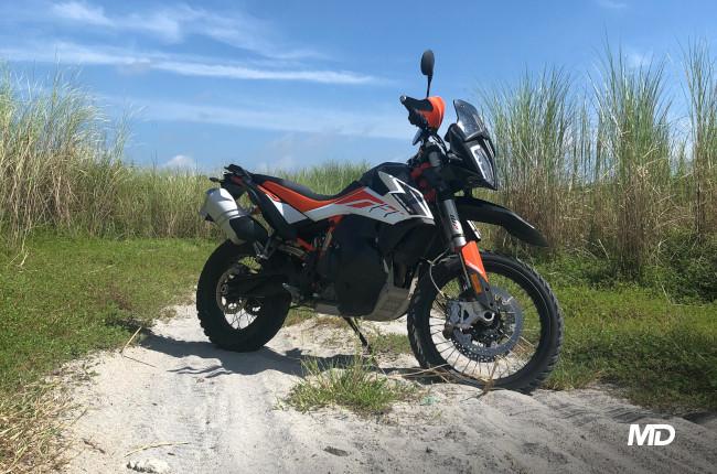 2020 KTM 790 Adventure R Philippines Front quarter