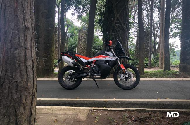 2020 KTM 790 Adventure R Philippines side profile
