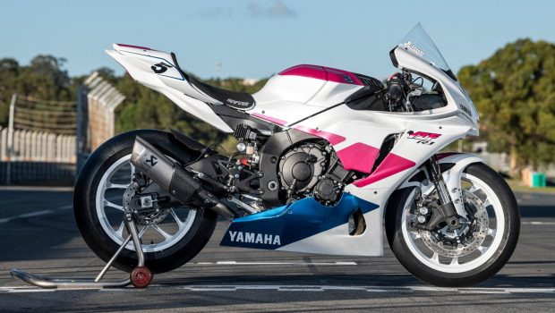 2020 Yamaha R1 Piro