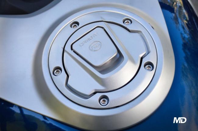 2021 700 CL-X Philippines fuel cap