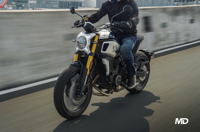 2021 700 CL-X Philippines riding