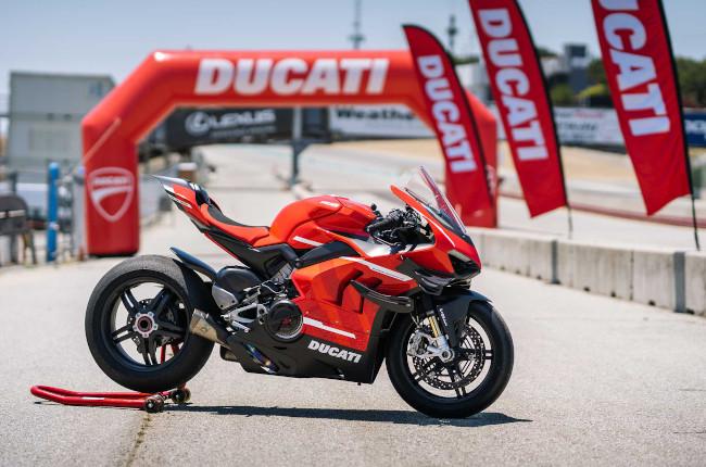 2021 Ducati Superleggera V4