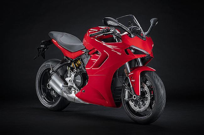 2021 Ducati SuperSport 950