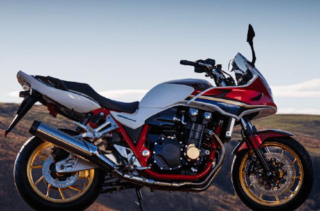 2021 Honda CB1300 Super Bol D'Or