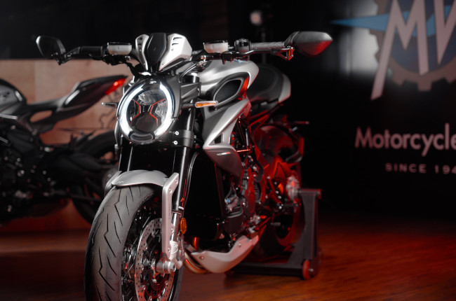 2021 MV Agusta Brutale And Dragster Front Clip
