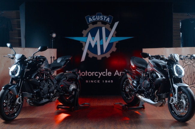 2021 MV Agusta Brutale And Dragster Launch Philippines