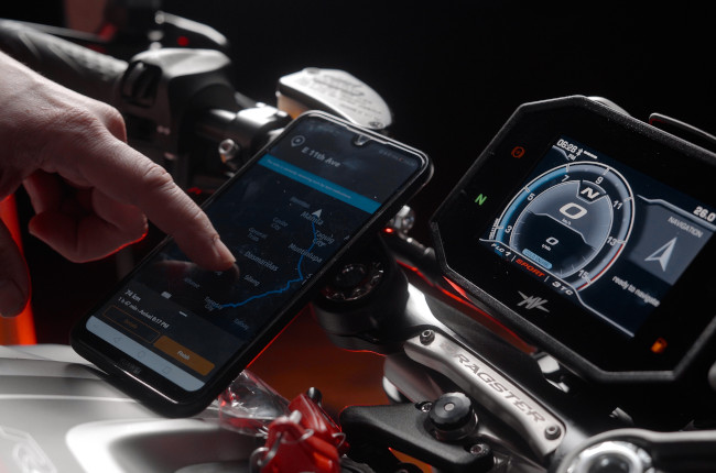 2021 MV Agusta Brutale And Dragster MV Ride App