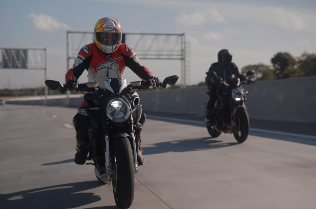 2021 MV Agusta Brutale And Dragster Riding