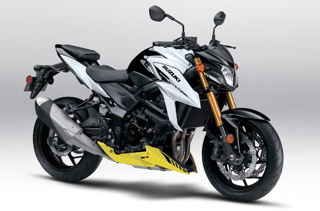 2021 Suzuki GSX-S750