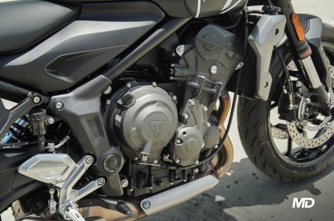 2021 Triumph Trident 660 Philippines 3-cylinder 660cc engine