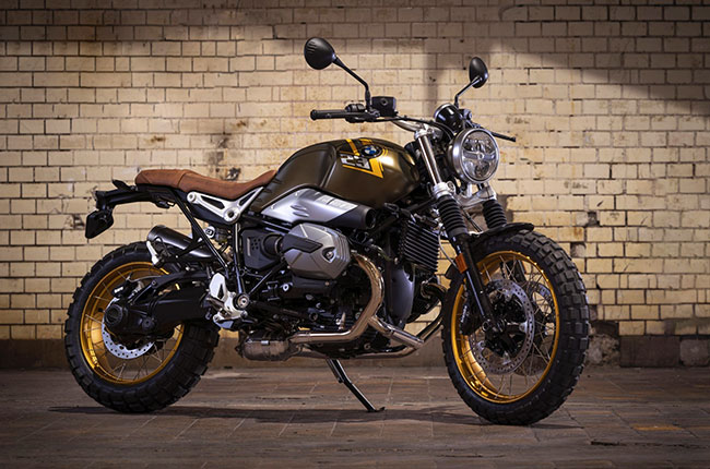 4 things we love about the BMW R nineT