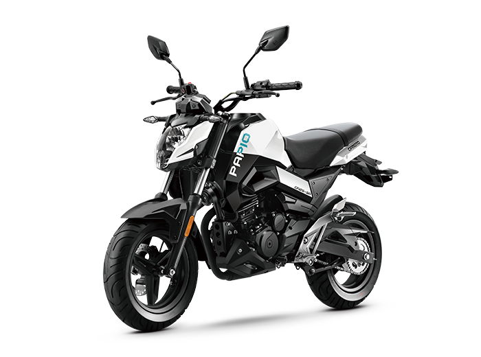 5 things we love about the CFMOTO ST Papio 125
