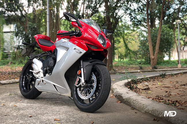 5 things we love about the MV Agusta F3 675