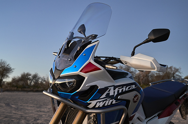Africa Twin Front Left