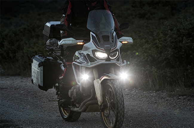 Africa Twin Night