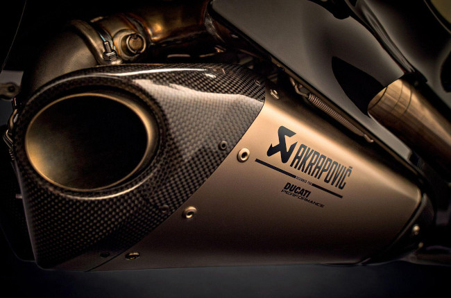 Aftermarket exhaust system