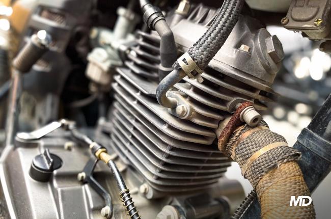 Aircooled Engine
