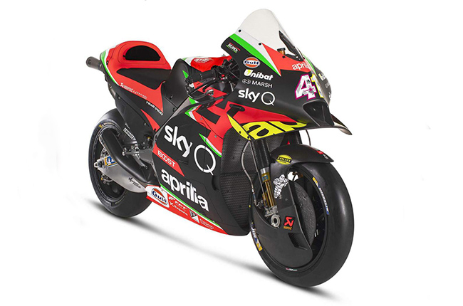 Aprilia RS-GP 2020