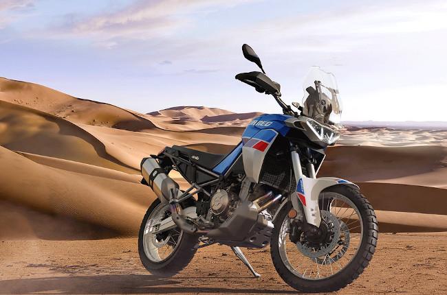 Aprilia Tuareg 660