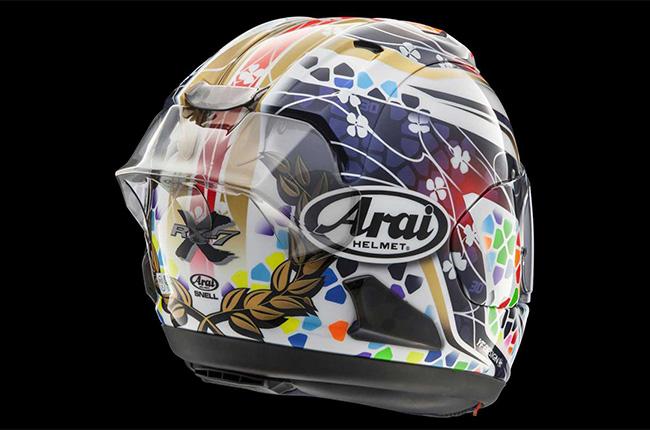 Arai Helmet Aerodyamic Lip Attachment