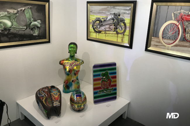Artworks on Display