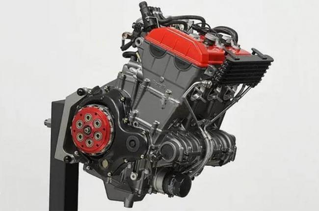 Benelle BJ1200 engine