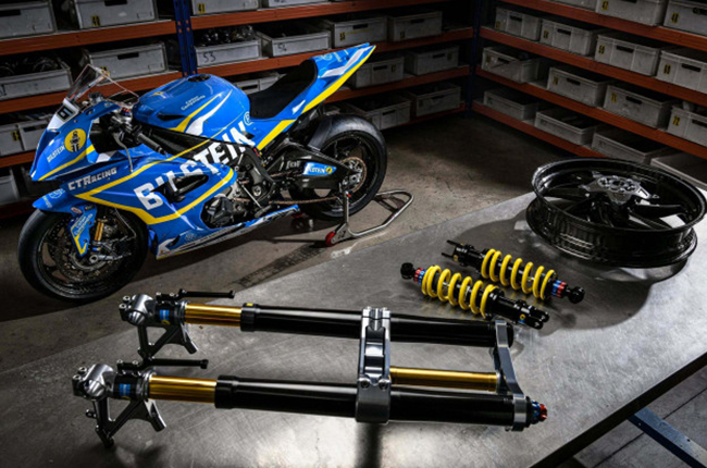 Bilstein Suspension System