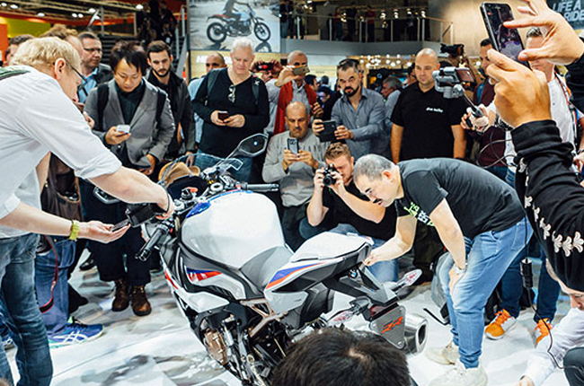 BMW at EICMA