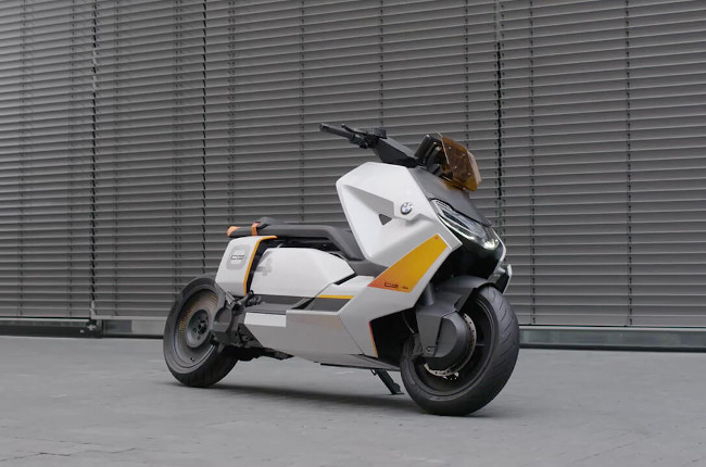 BMW Definition CE-04 Electric Scooter