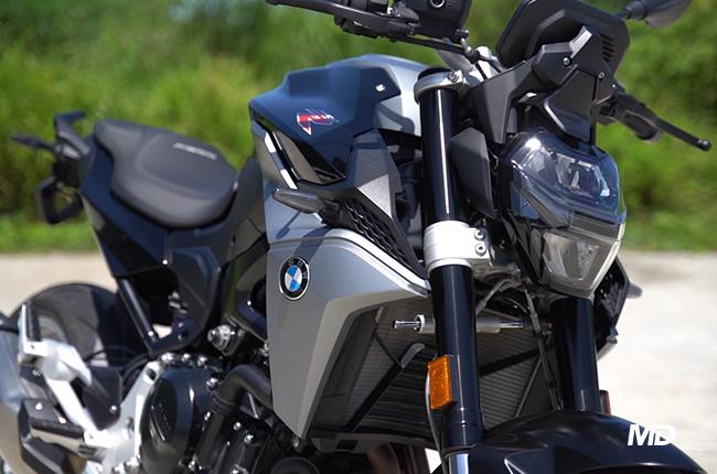 BMW F 900 R