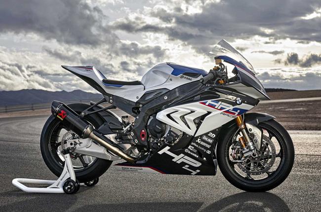 BMW HP4 Race 1000