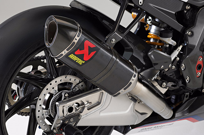 BMW HP4 Swingarm