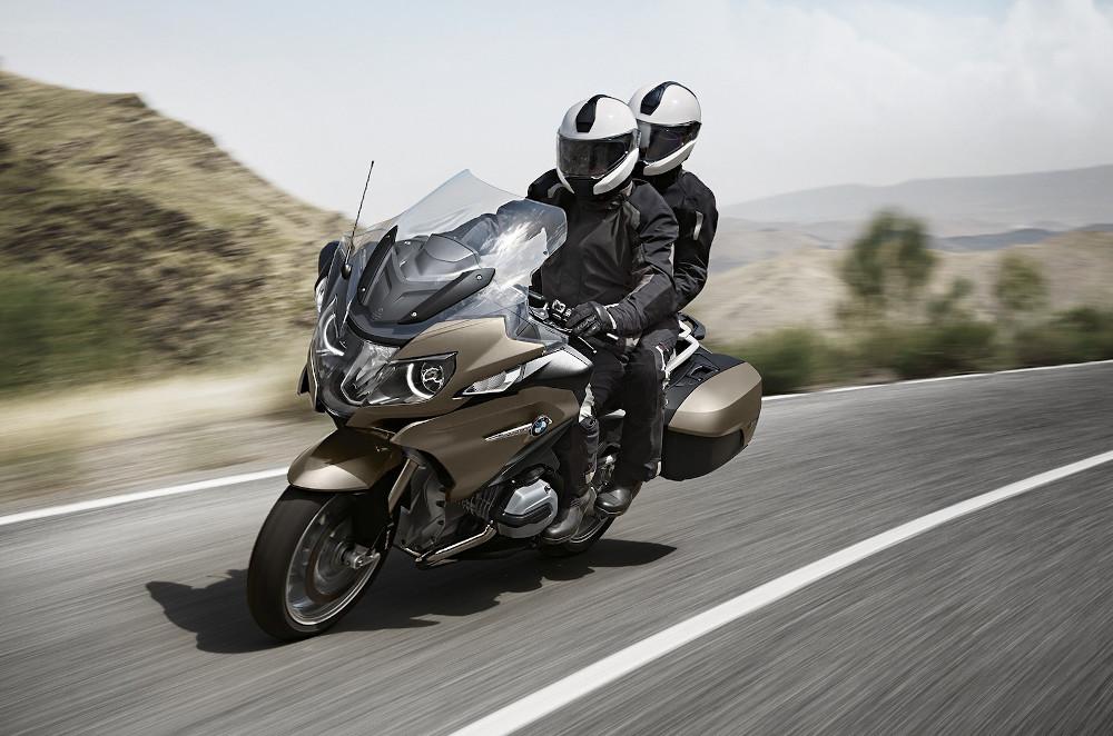 BMW K 1600 Riding