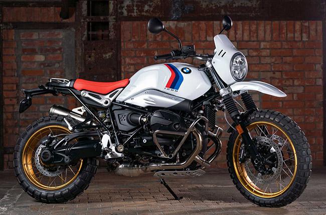 BMW R Nine T Urban G/S Dakar