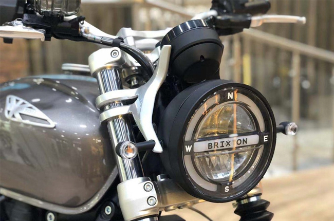 Brixton 1200 Headlight
