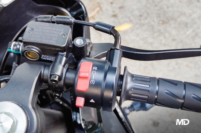 CFMoto 300SR Right Handlebar