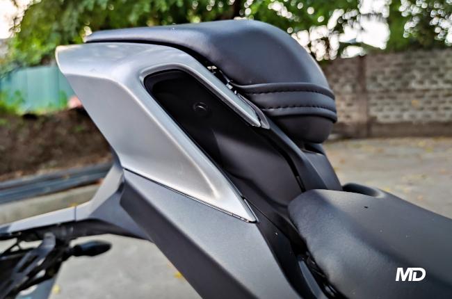 CFMoto 300SR Seat