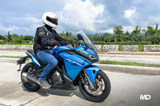 CFMOTO 650 GT Rider