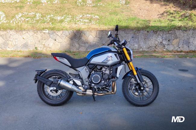 CFMOTO 700 CL-X