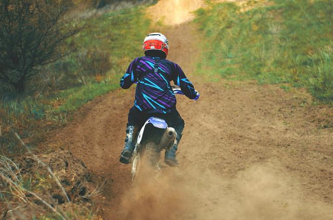 Dirt Bike Rider Jersey