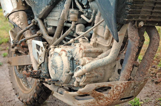 Dirt Motorcycle