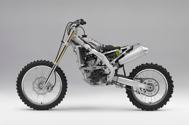 Dual-sport chassis